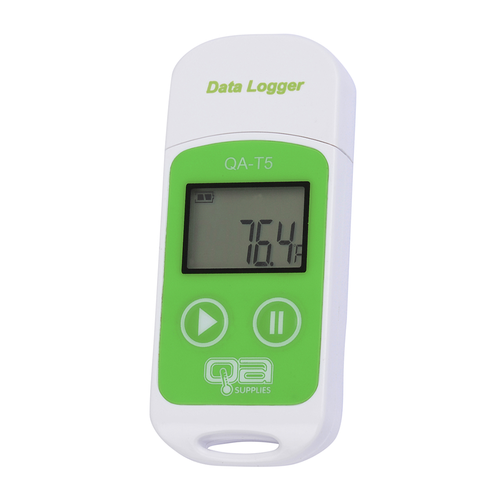 QA-T5 Multi-Use USB Temperature Logger